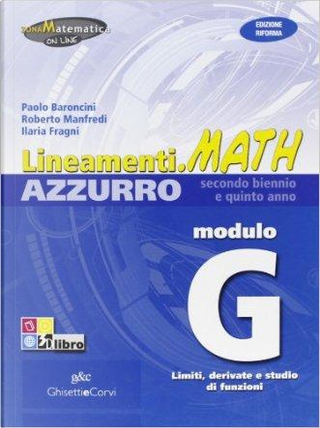 LINEAM.MATH AZZ.MOD.G by BARONCINI