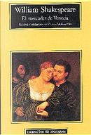 El mercader de Venecia by William Shakespeare
