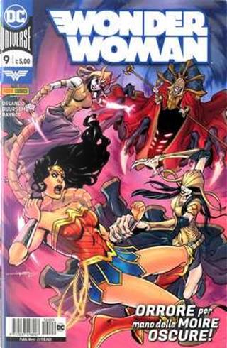 Wonder Woman n. 9 by Steve Orlando
