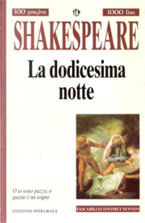 La dodicesima notte by William Shakespeare