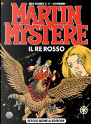 Martin Mystère Albo Gigante n.11 by Carlo Recagno, Esposito Bros., Francesca Palomba, Melissa Zanella