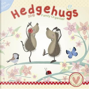 Hedgehugs Wall Organiser 2018 by Lucy Tapper