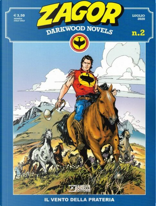 Zagor: Darkwood Novels n. 2 by Moreno Burattini