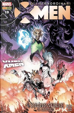 Gli incredibili X-Men n. 323 by Cullen Bunn, Jeff Lemire