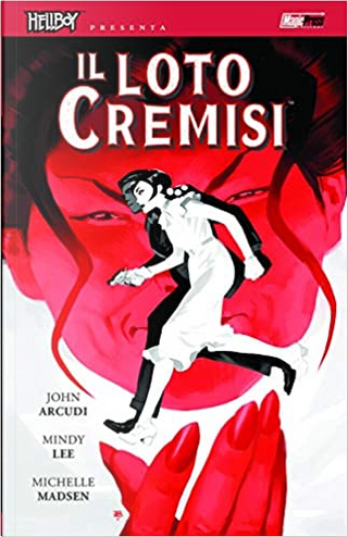 Hellboy presenta: Il Loto Cremisi by John Arcudi