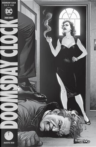 Doomsday Clock n. 10 by Geoff Johns