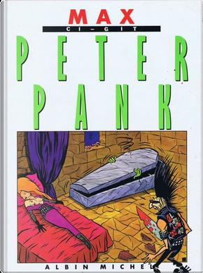 Ci-gît Peter Pank by Miquel Beltran García