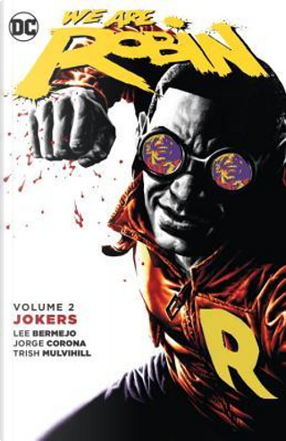 We Are Robin 2 by Lee Bermejo