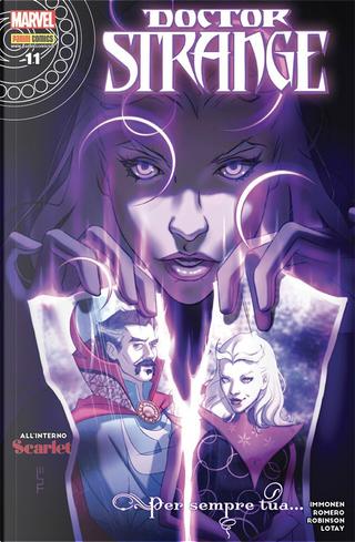 Doctor Strange #11 by James Robinson, Kathryn Immonen