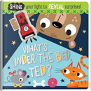 What's Under The Bed, Ted? (Board Book) by Make Believe Ideas