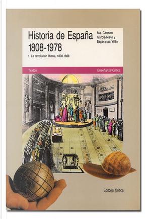 Historia de España 1808-1978, Vol. 1 by Esperanza Yllán Calderón, María Carmen García-Nieto