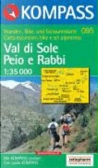 095: Val Di Sole-Pejo E Rabbi 1:35, 000 by Kompass-Karten GmbH