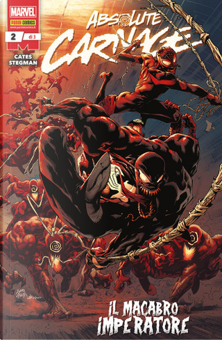 Absolute Carnage 2: Il macabro imperatore by Donny Cates