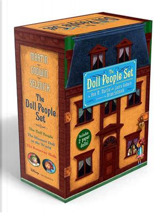 The Doll People Set by ANN M. MARTIN