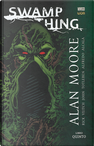 Swamp Thing di Alan Moore vol. 5 by Alan Moore