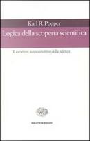 Logica della scoperta scientifica by Karl R. Popper