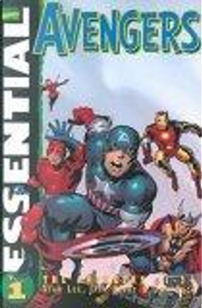 Essential Avengers, Vol. 1 by Don Heck, Stan Lee, Jack Kirby