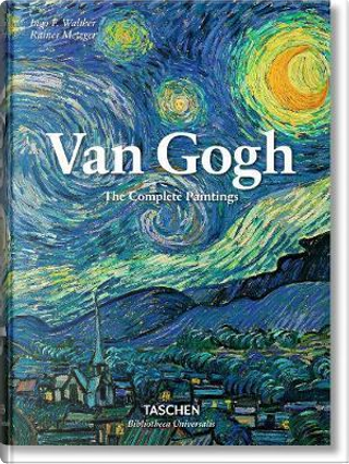 Vincent Van Gogh by Ingo F. Walther