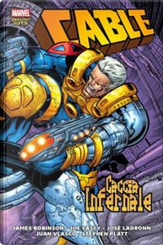 Caccia infernale. Cable by James robinson