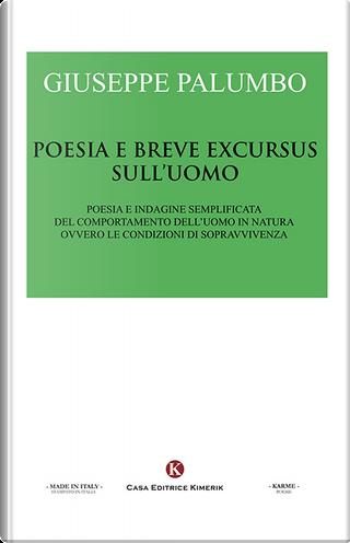 Poesia e breve excursus sull'uomo by Giuseppe Palumbo