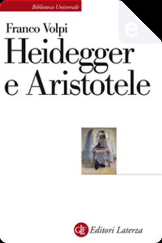 Heidegger e Aristotele by Franco Volpi