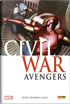 Marvel Omnibus: Civil War vol. 2 by Brian Michael Bendis, Charles Knauf, Daniel Knauf, Ed Brubaker, Reginald Hudlin, Zeb Wells