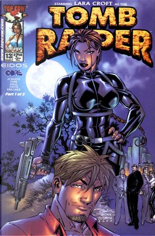 Tomb Raider #13 by Dan Jurgens