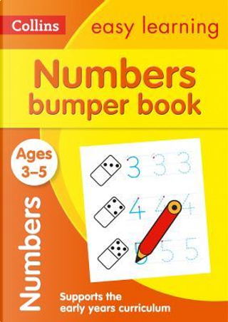 Numbers Bumper Book Ages 3-5 (Collins Easy Learning Preschool) by Collins Easy Learning