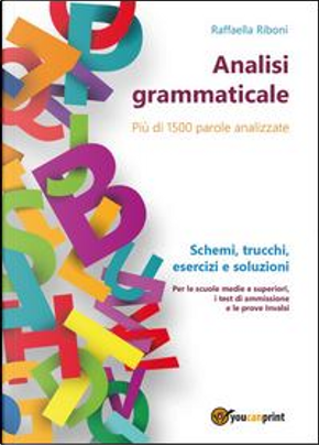 Analisi grammaticale by Raffaella Riboni