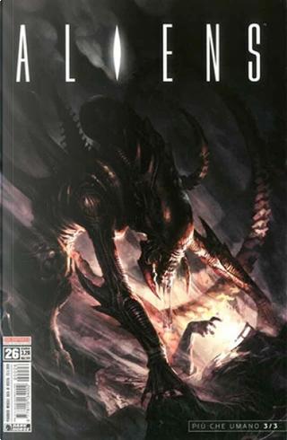 Aliens #26 by John Arcudi