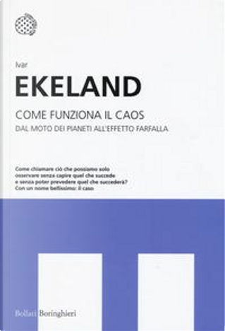 Come funziona il caos by Ivar Ekeland