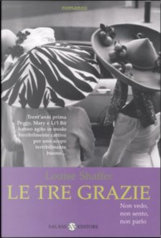 Le tre Grazie by Louise Shaffer