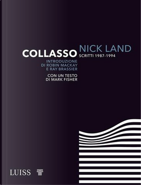 Collasso by Nick Land