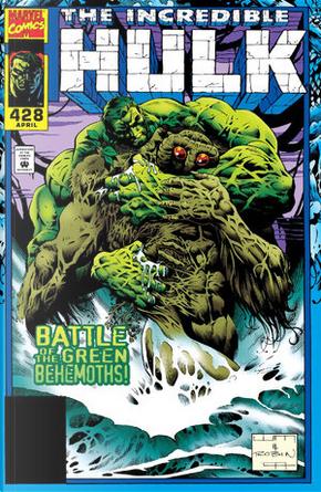 The Incredible Hulk vol. 1 n. 428 by Peter David