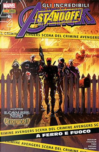 Incredibili Avengers #38 by Frank Tieri, Gerry Duggan, Sam Humphries