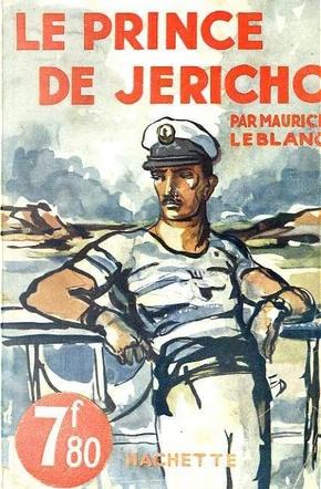 Le prince de Jéricho by Maurice Leblanc