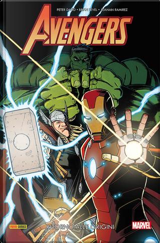 Avengers - Ritorno alle origini by Peter David