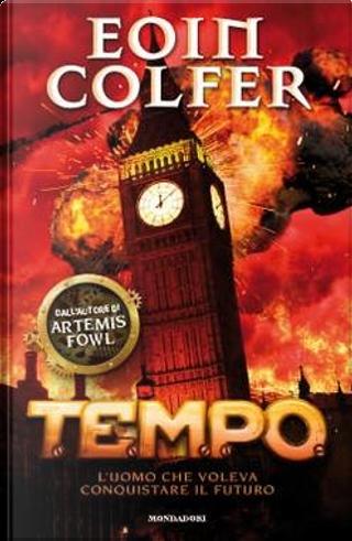 T.E.M.P.O. by Eoin Colfer