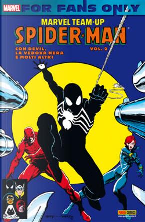 Spider-Man Marvel Team-Up Vol. 2 by Bret Blevins, Cary Burkett, David Michelinie, Greg Laroque, Jim Owsley, Louise Simonson, Ron Frenz, Tom DeFalco, Tony Isabella