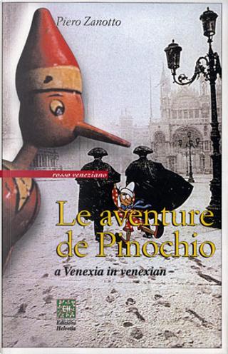 Le aventure de Pinochio by Piero Zanotto