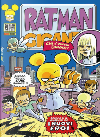 Rat-Man Gigante n. 79 by Leo Ortolani