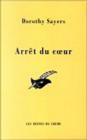 Arrêt du coeur by Dorothy L. Sayers