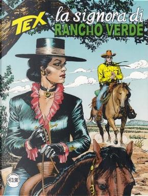 Tex n. 718 by Mauro Boselli