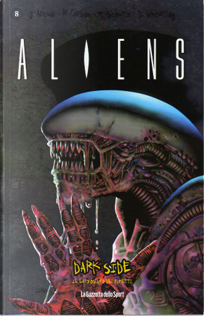 Aliens: Apocalisse by John Arcudi, Mark Shultz