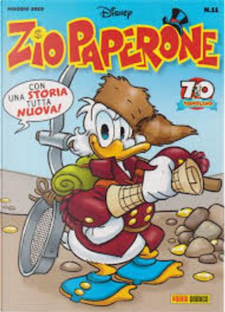 Zio Paperone (Seconda serie) n. 11 by Alessandro Mainardi, Carlo Panaro, Guido Martina, Guido Scala, Rodolfo Cimino, Romano Scarpa, Vito Stabile
