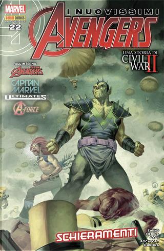 Avengers n. 71 by Al Ewing, Christos Gage, Kelly Thompson, Ruth Fletcher Gage