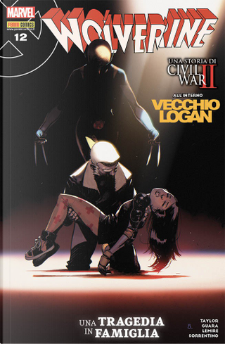 Wolverine n. 338 by Jeff Lemire, Tom Taylor