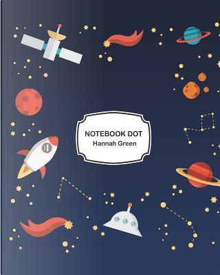Notebook Dot by Hannah Green