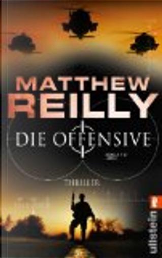 Die Offensive by Matthew Reilly