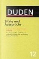 Zitate Und Ausspruche by Inc Distribooks